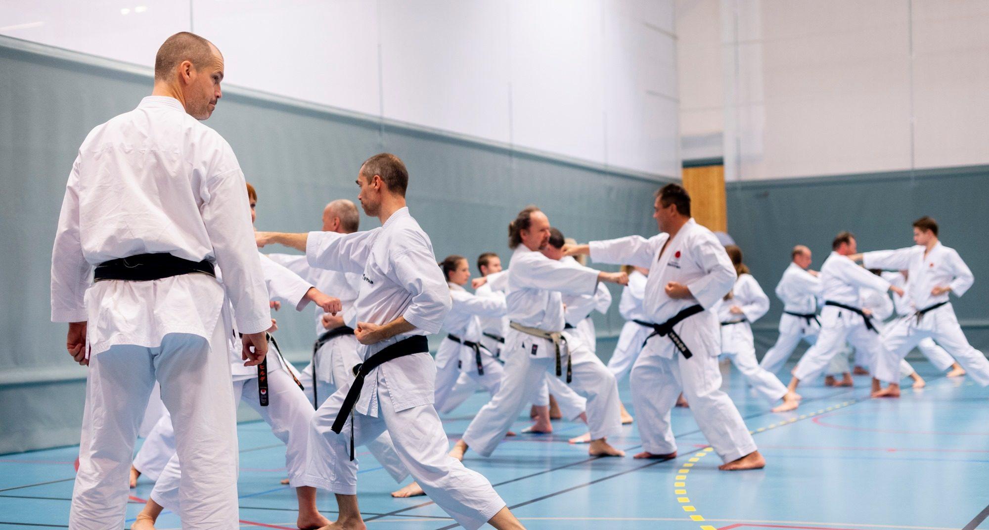 Øygarden Karateklubb